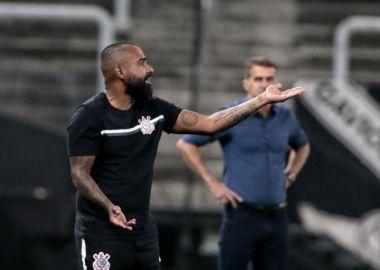 Dyego Coelho - Jogo do Corinthians