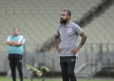 Dyego Coelho - Técnico do Corinthians