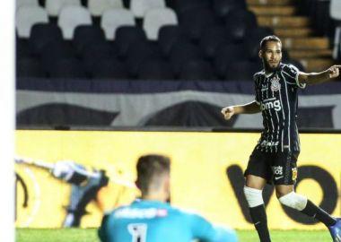 Everaldo - Gol - Vasco 1 x 2 Corinthians