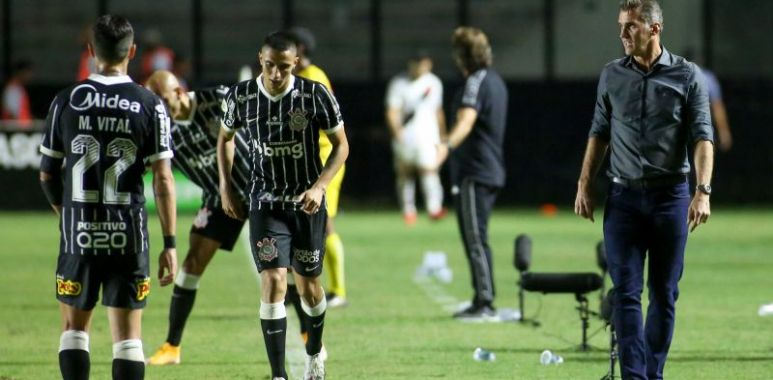 Jogadores do Corinthians - Vagner Mancini
