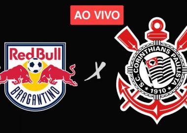 RB Bragantino x Corinthians Ao Vivo
