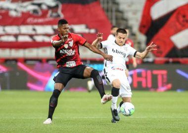 Ramiro - Athletico-PR 0 x 1 Corinthians