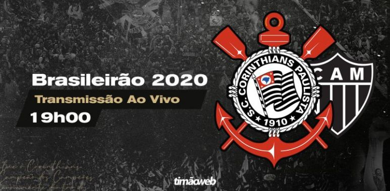 Corinthians x Atlético-MG Ao Vivo