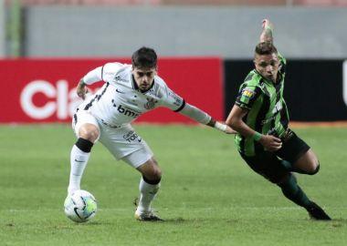 Fagner - América-MG x Corinthians