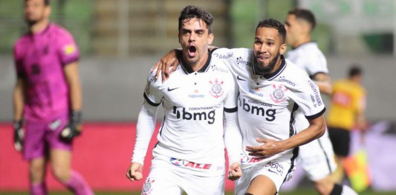 Gol - Corinthians - Fagner