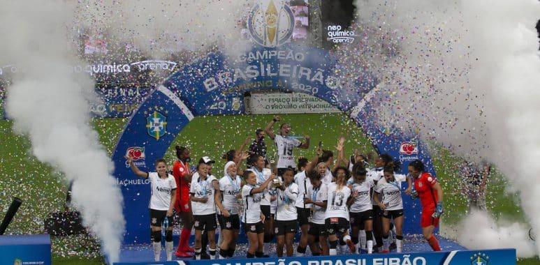 Corinthians - Brasileirão Feminino