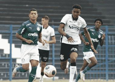 Cauê - Corinthians x Palmeiras Sub-20