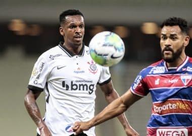 Jo - Fortaleza x Corinthians
