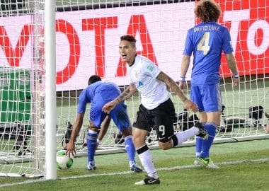 Guerrero - Corinthians x Chelsea - Mundial de Clubes