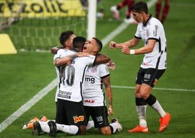 Corinthians 5 x 0 Fluminense