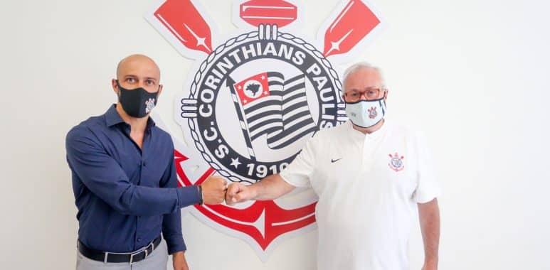 Alessandro Nunes - Roberto de Andrade - Corinthians