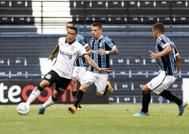 Corinthians x Grêmio - Sub-20