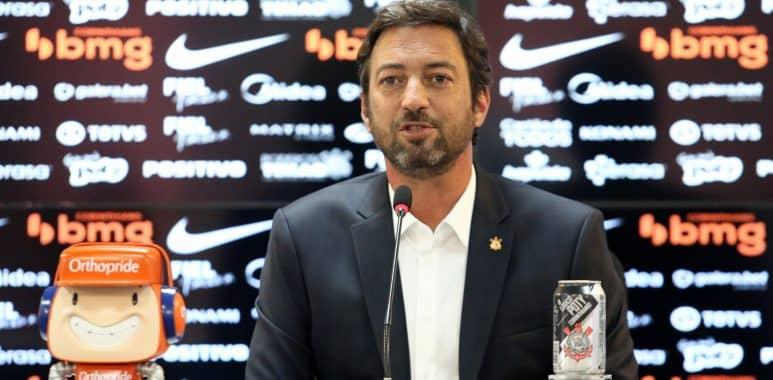 Duilio Monteiro Alves - Presidente do Corinthians