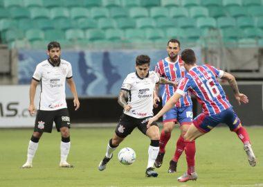 Fagner - Bahia x Corinthians