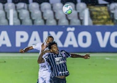 Santos 1 x 0 Corinthians