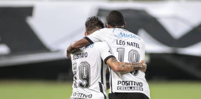 Gustavo Mosquito - Leo Natel - Corinthians