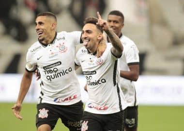 Gustavo Silva - Gol - Corinthians