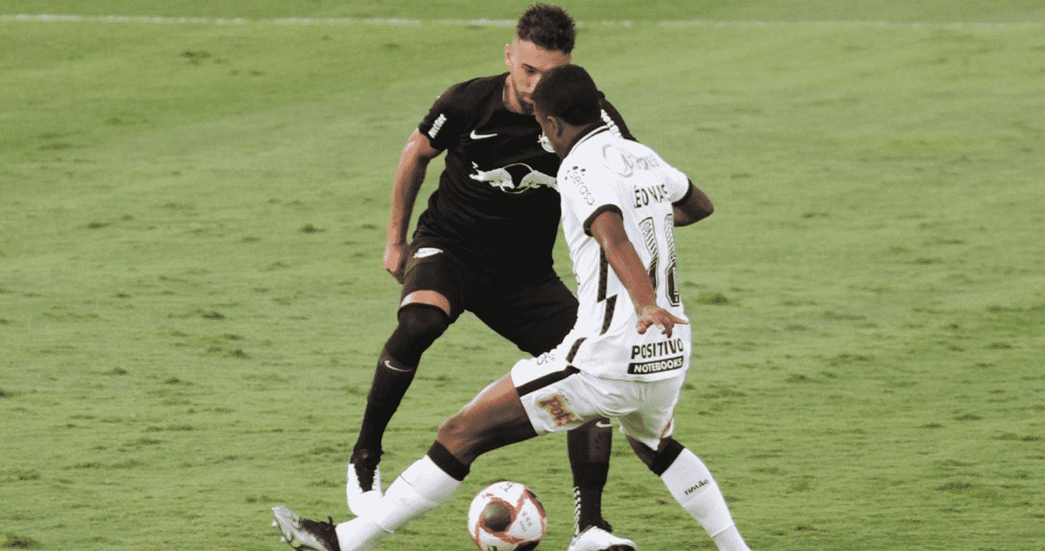 Léo Natel - Bragantino x Corinthians