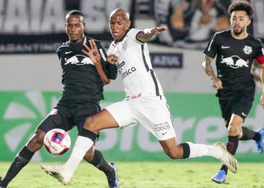 Cauê - Corinthians x Red Bull Bragantino