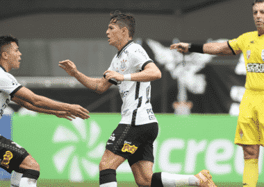 Mateus Vital - Corinthians x Ponte Preta