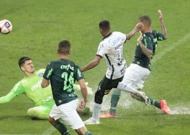 Rodrigo Varanda - Corinthians 2 x 2 Palmeiras