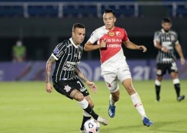 Luan - Corinthians x River Plate-PAR