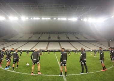 Treino do Corinthians - Neo Quimica Arena