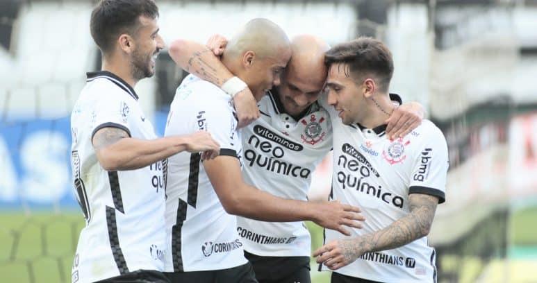 Corinthians x Novorizontino