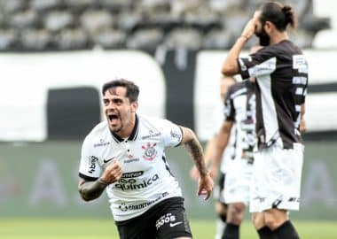 Fagner - Corinthians x Inter de Limeira