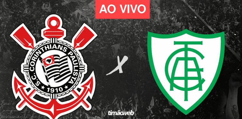 Corinthians x América-MG Ao Vivo
