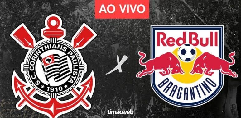 Corinthians x Bragantino Ao Vivo