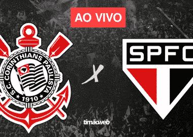 Corinthians x São Paulo Ao Vivo