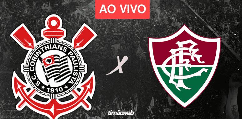 Corinthians x Fluminense Ao Vivo